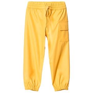 Hatley Hatley Yellow Splash Pant 4 years