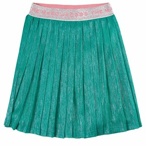 The Marc Jacobs The Marc Jacobs Green Pleated Skirt 6 years