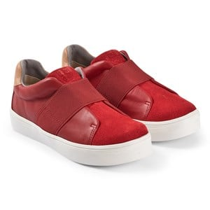 By Nils By Nils Red Malung Trainers 32 EU