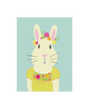 """Chariklia Zarris Fancy Animals I Canvas Art - 15.5"""" x 21"""""""