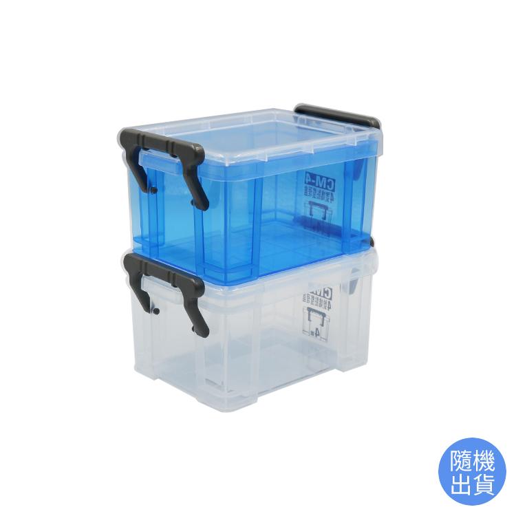 Keyway嬌點整理盒-4號/收納盒/透明置物箱/防塵(隨機出貨)