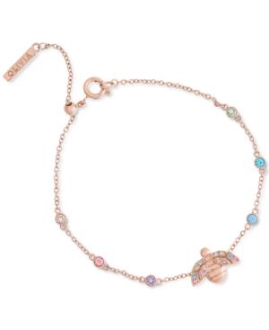 Olivia Burton Rainbow Bee Bracelet