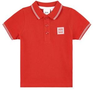 BOSS Red Logo Polo Shirt 18 months
