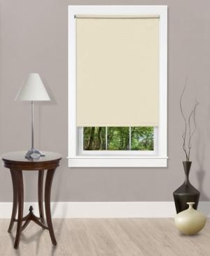 Cords Free Tear Down Room Darkening Window Shade, 55x72