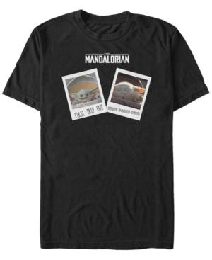 Fifth Sun Men's Travel Pics Short Sleeve Crew T-shirt