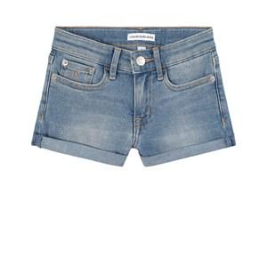 Calvin Klein Jeans Calvin Klein Jeans Blue Denim Shorts 6 years