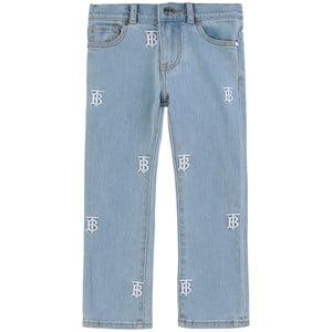 Burberry Burberry Blue Monogram Jeans 10 years