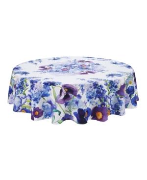 Laural Home Wild Garden 70 Round Tablecloth