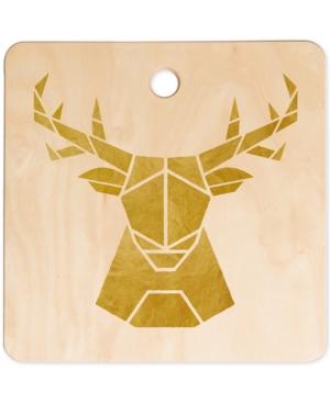 Deny Designs Nick Nelson Deer Cutting Board