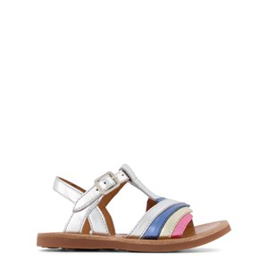 Pom D'api Pom D'api Camel Plagette Slide Sandals 24 EU