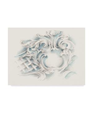 """Ethan Harper Acanthus Ornament I Canvas Art - 20"""" x 25"""""""