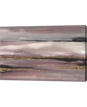 "Metaverse Gilded Storm Iii by Chris Paschke Canvas Art, 24"" x 16"""