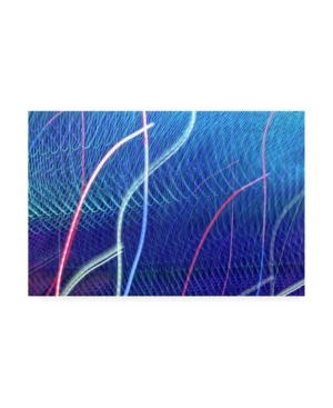 """Beata Czyzowska Young Bc Painting with light Iv Canvas Art - 15.5"""" x 21"""""""