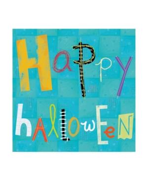 "Holli Conger Painted Halloween 4 Canvas Art - 15.5"" x 21"""