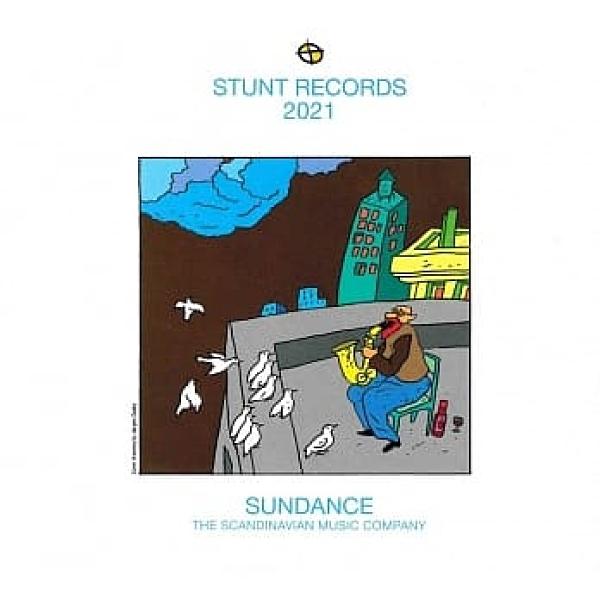 【停看聽音響唱片】【CD】眾藝人:Stunt Records 2021發燒爵士精選
