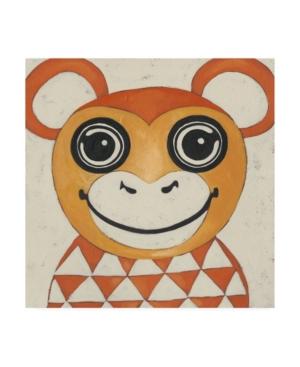 "Chariklia Zarris Zoo Portrait I Canvas Art - 15.5"" x 21"""