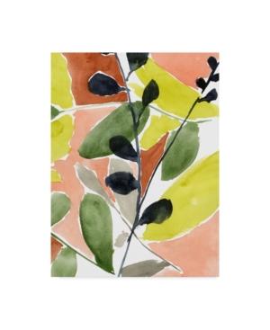 """Jennifer Goldberger Tropic Fun I Canvas Art - 15"""" x 20"""""""
