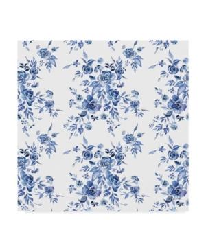"Kristy Rice Delft Delight Pattern I Canvas Art - 15"" x 20"""