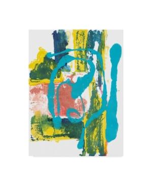 "Joyce Combs Happy Thoughts Ii Canvas Art - 15"" x 20"""