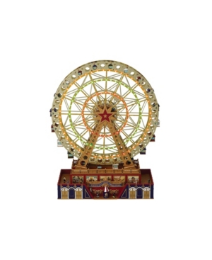 Mr. Christmas Worlds Fair Grand Ferris Wheel Led Animated Musical