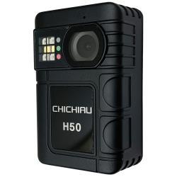 CHICHIAU-1080P螢幕型兩用 廣角145度夜視隨身影音密錄器 行車紀錄器 H50
