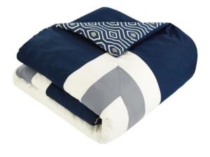 Chic Home Jake 10-Pc King Comforter Set Bedding