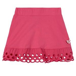 Agatha Ruiz de la Prada Agatha Ruiz de la Prada Fuchsia Embroidered Hem Skirt 6 years
