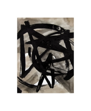 """Rob Delamater La Machina Ii Canvas Art - 15.5"""" x 21"""""""