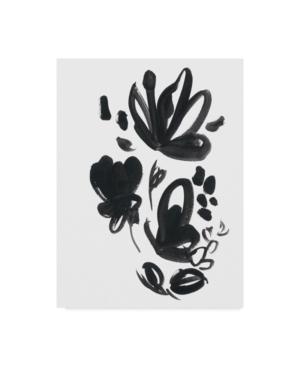 "June Erica Vess Cameo Bloom Iv Canvas Art - 37"" x 49"""