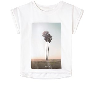 How To Kiss A Frog White Palm Tree T-Shirt 10 Years