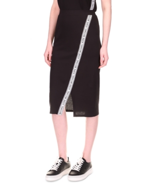 Michael Michael Kors Sporty Logo Skirt
