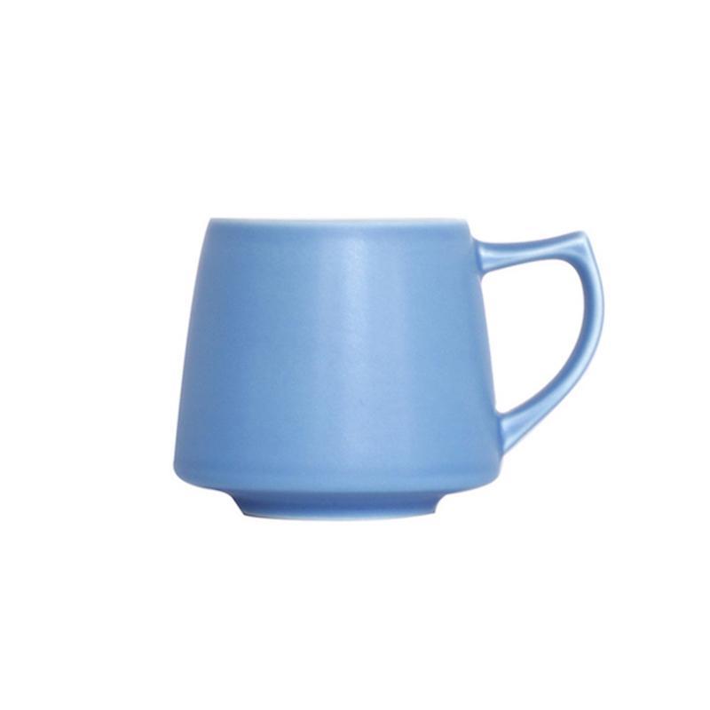 摺紙咖啡 Aroma 咖啡杯(霧色5色) 200ml (杯盤另購) 霧灰色