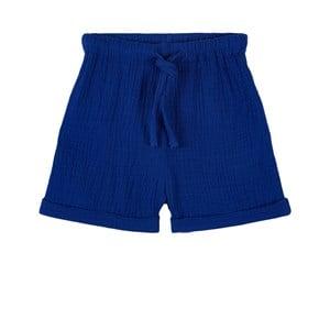 The Campamento Blue Bambula Shorts 11-12 Years