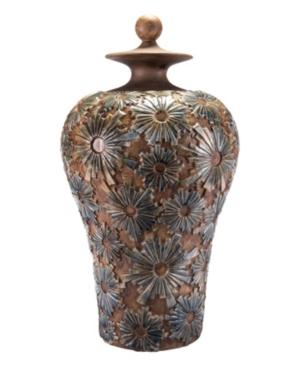 Zuo Cusco Large Temple Jar