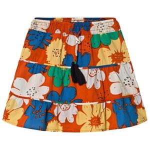 nadadelazos nadadelazos Red Madhuri Love Skirt 18-24 Months