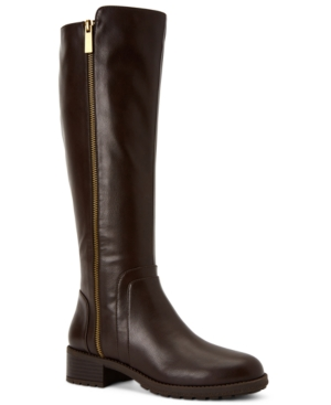 Style & Co Garrigan Riding Boots, Created for Macy's Women's Shoes