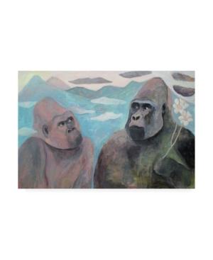 """Iria Fernandez Alvare Do You Love Me Canvas Art - 27"""" x 33.5"""""""