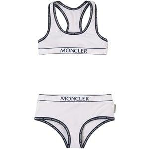Moncler Moncler White Pezzi Bikini 8 years