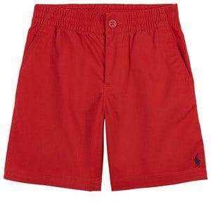 Ralph Lauren Red Classic Shorts 6 years