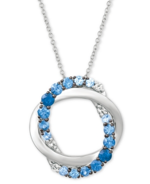 Le Vian Blueberry Layer Cake Blueberry Sapphires (1 ct. t.w.) & Vanilla Sapphires (1/10 ct. t.w.) 20