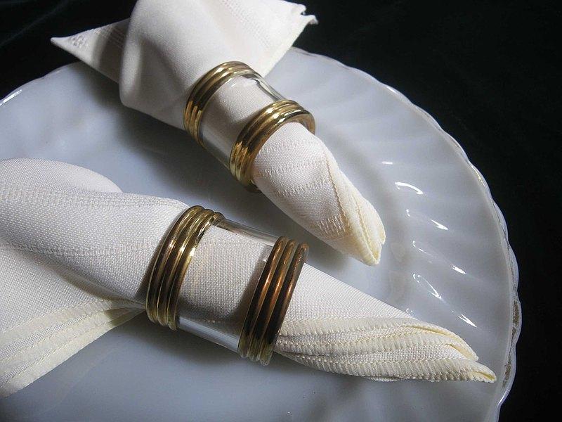 【老時光 OLD-TIME】早期台灣製餐巾桌巾套組(四巾+四套)