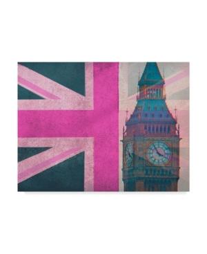 "Alison Jerry Big Ben London Calling Canvas Art - 15"" x 20"""