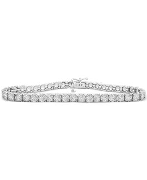 Diamond Tennis Bracelet (5 ct. t.w.) in 14k White Gold