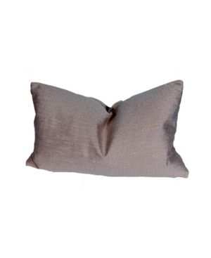 """Manor Luxe Roesia Decorative Pillow, 13"""" x 21"""""""