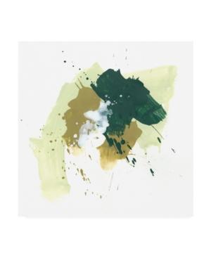 """June Erica Vess Midori V Canvas Art - 15.5"""" x 21"""""""