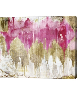 """Metaverse Opulence Rose by Color Bakery Canvas Art, 28.75"""" x 24"""""""