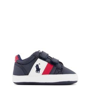 Ralph Lauren Ralph Lauren Navy Oakview EZ Crib Shoes 18 (UK 2.5)
