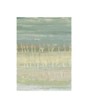 """Jennifer Goldberger Muted Horizon I Canvas Art - 15"""" x 20"""""""