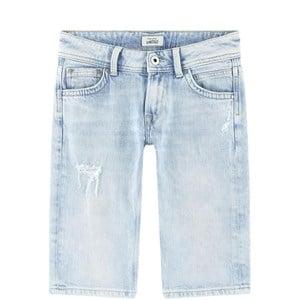 Pepe Jeans Pepe Jeans Blue Tracker Denim Shorts 12 Years