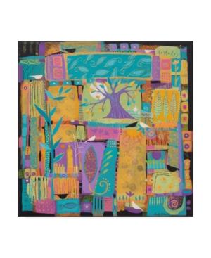 "Sue Davis Tell Me a Story Canvas Art - 15"" x 20"""
